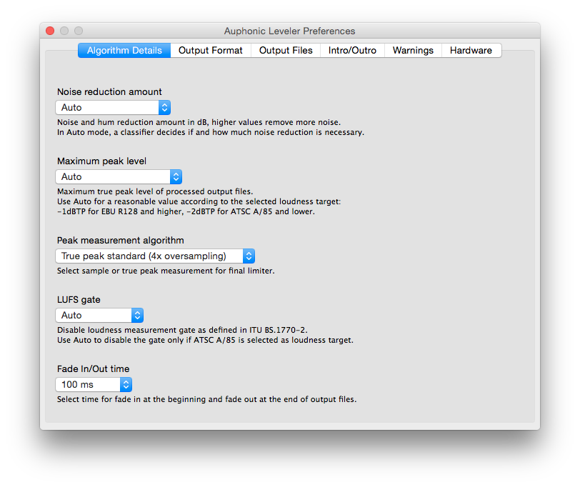 Disable Save Audio Peak Files – Totalproton