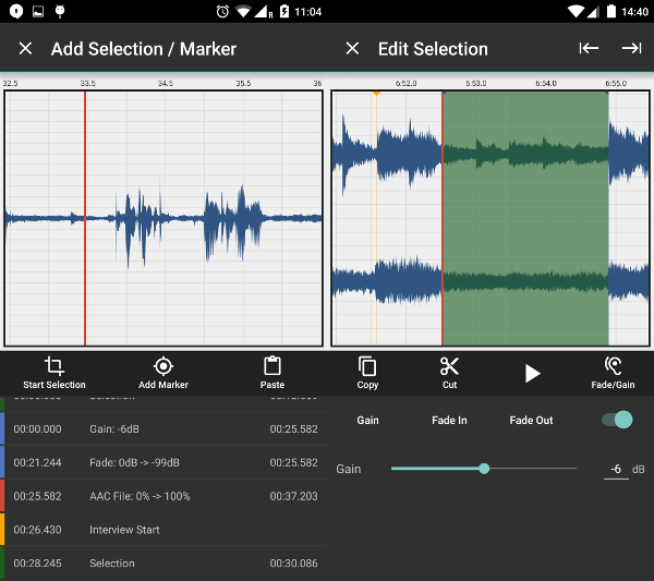 30 Best Audio Editing Apps For Your Android Device 2019