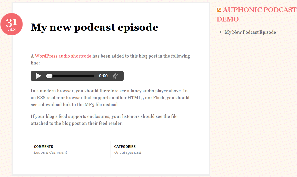 Auphonic Blog: How to Podcast for Free